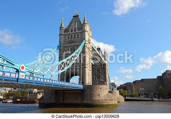Londres - csp13509628