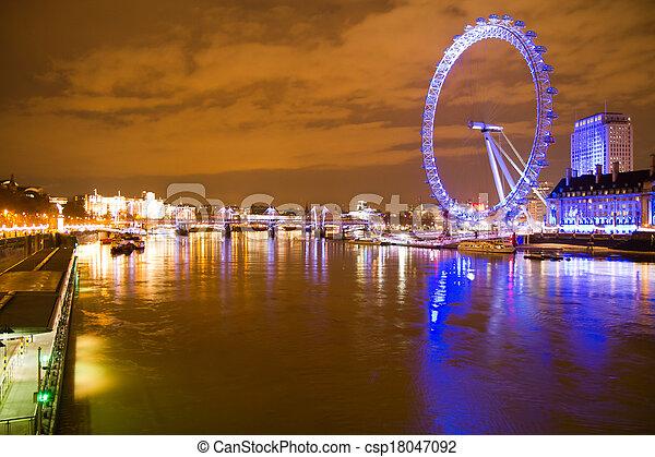 Londres - csp18047092