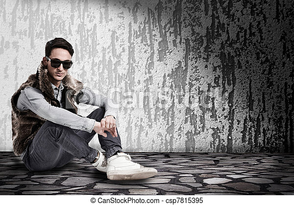 Loneliness - csp7815395