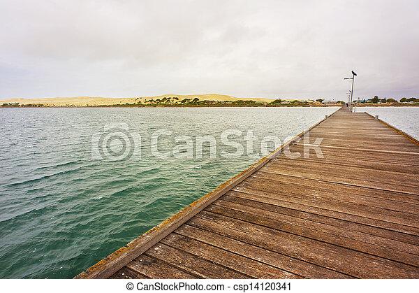 Long Pier - csp14120341