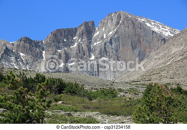 Longs Peak - csp31234158