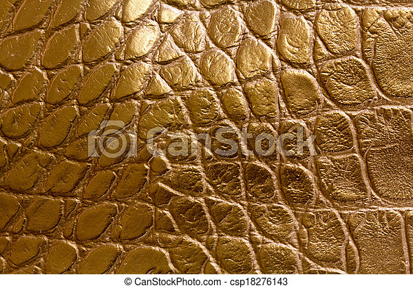 lookalike leather closeup - csp18276143