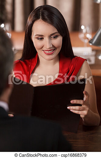 looking-at-menu-beautiful-middle-aged-picture_csp16868379 The best way to Get a Good Cost on an Ex-girlfriend Bride