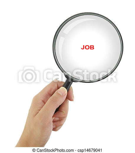 Looking for a job - csp14679041
