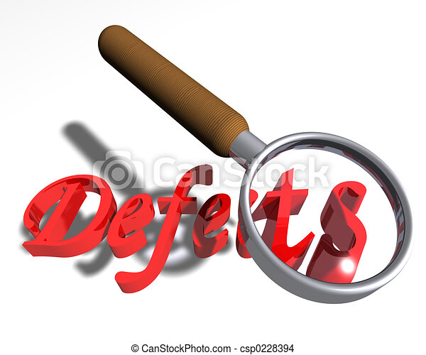 Looking for defects - csp0228394