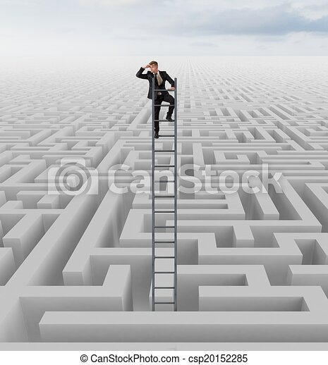 Looking for the solution of the maze - csp20152285