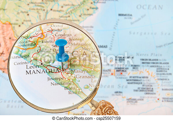 Looking in on Managua, Nicaragua on tegucigalpa on map, montevideo on map, mbabane on map, makassar on map, taegu on map, cayman islands on map, panama on map, valledupar on map, havana on map, kampala on map, kingston on map, cancun on map, toronto on map, san juan on map, libreville on map, rio de janeiro on map, santiago on map, santo domingo on map, bogota on map, nassau on map,