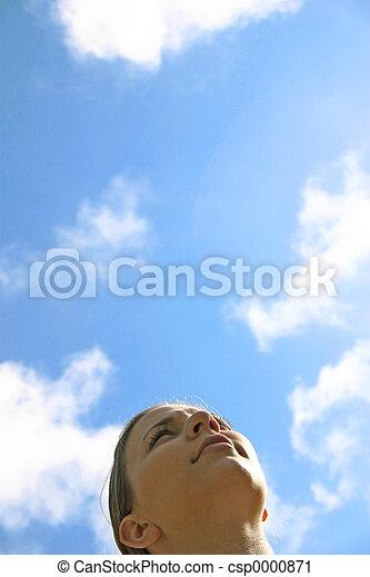 Looking Up - csp0000871