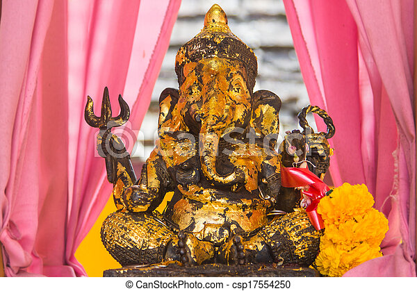 Lord Ganesha - csp17554250