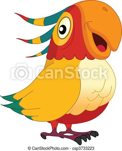 Parrot - csp3733223