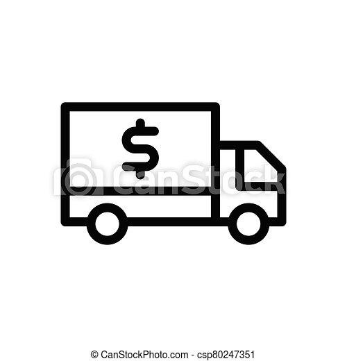 lorry - csp80247351