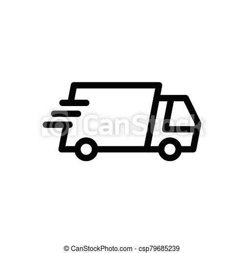 lorry - csp79685239