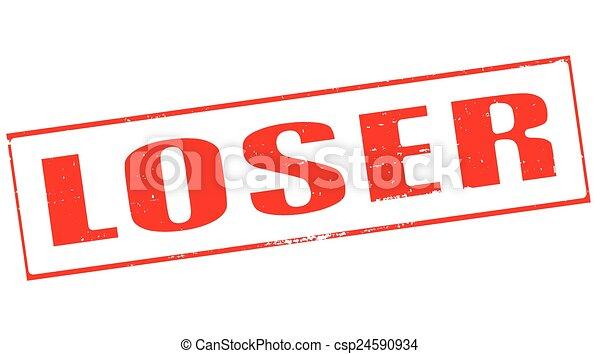 Loser - csp24590934