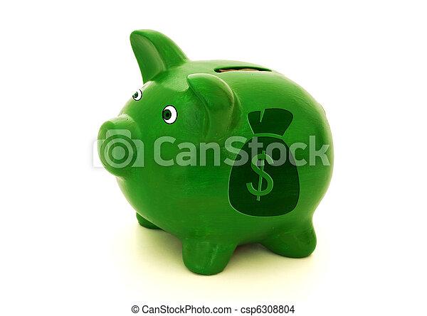 Lots of Money - csp6308804