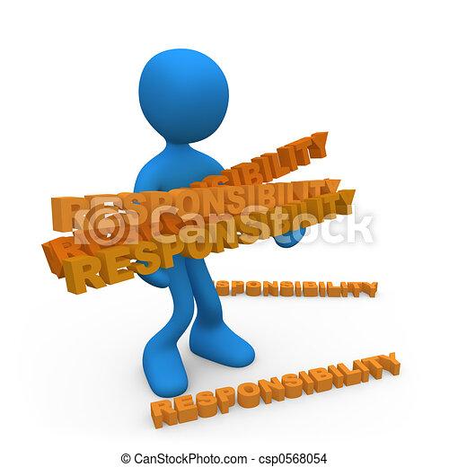 Lots of responsibilities - csp0568054