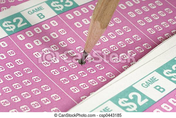 Lottery - csp0443185