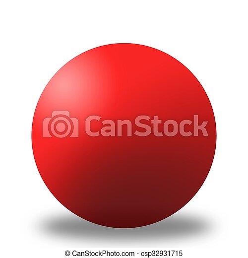Lotto Balls - csp32931715