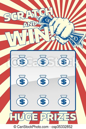 how to play lucky lines scratch card