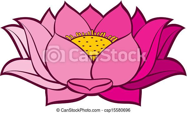 lotus clip art and stock illustrations 26 896 lotus eps rh canstockphoto com free lotus clipart lotus clip art free