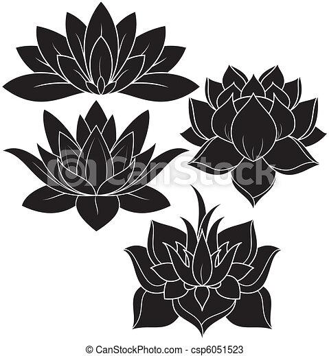 Lotus Set 2 - csp6051523