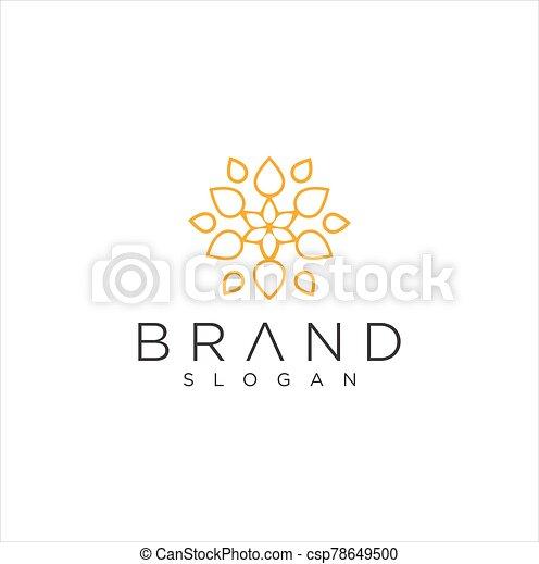 lotus yoga logo design inspiration meditation lotus yoga logo design natural health wellness fitness and yoga logo design https www canstockphoto com lotus yoga logo design inspiration 78649500 html