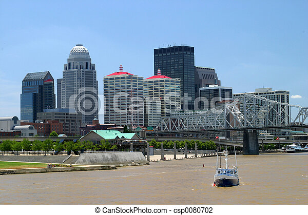 Louisville Skyline - csp0080702