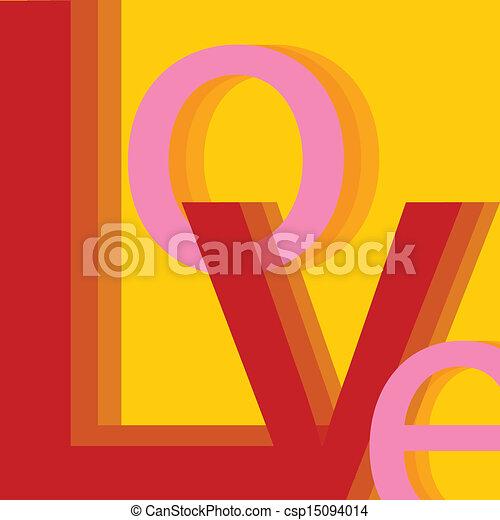 love background - csp15094014