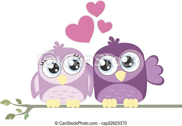 love birds - csp22623370