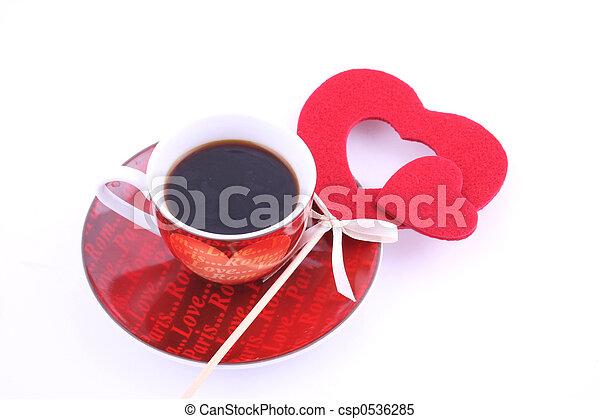 love coffee - csp0536285
