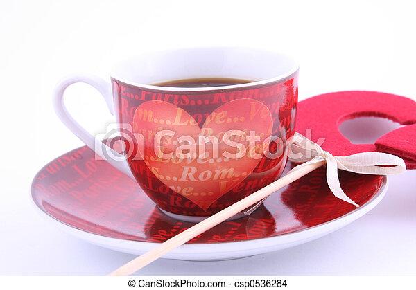 love coffee - csp0536284