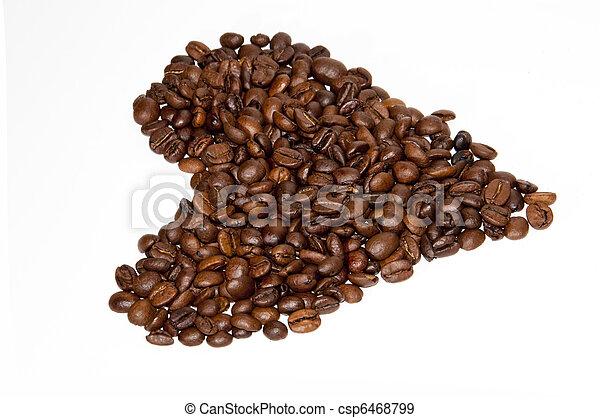 love coffee - csp6468799