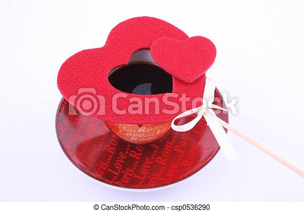 love coffee - csp0536290