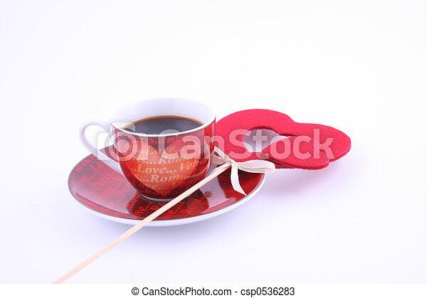 love coffee - csp0536283