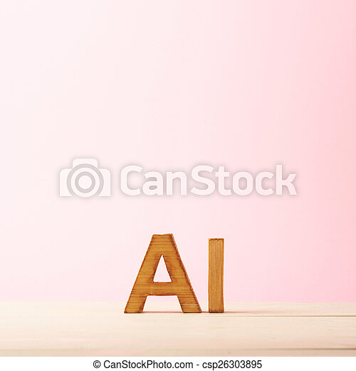 Love composition of letters - csp26303895