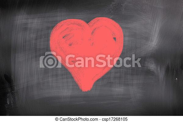 Love Concept - csp17268105