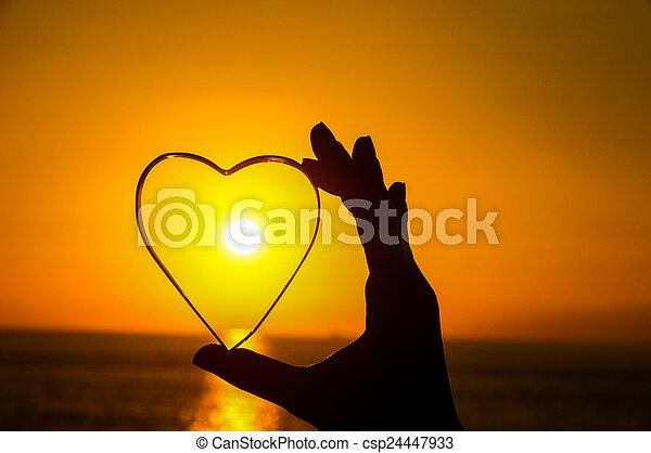 Love Concept - csp24447933