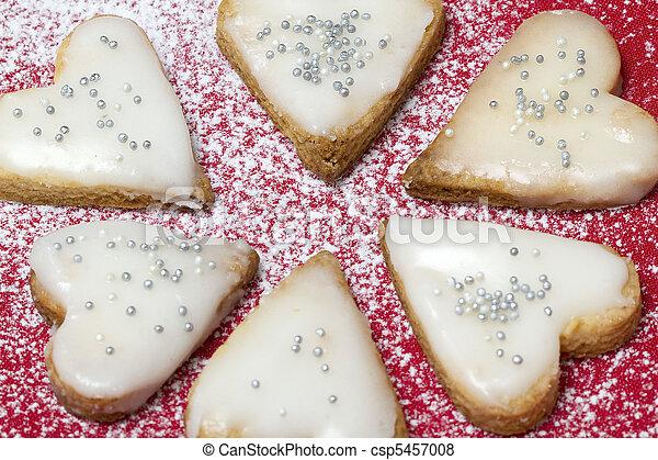 Love Cookies - csp5457008