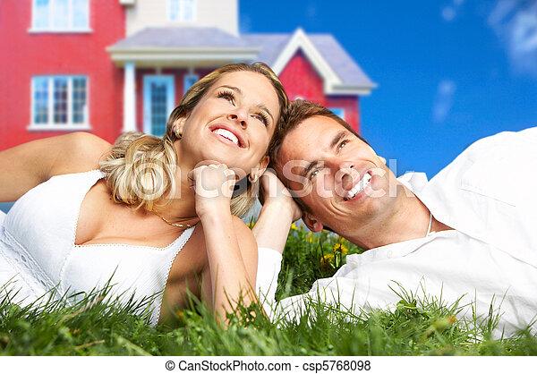 Love couple - csp5768098