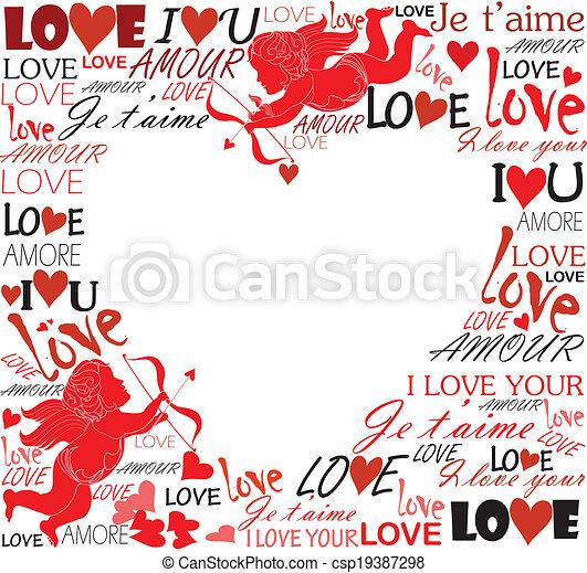Love - csp19387298