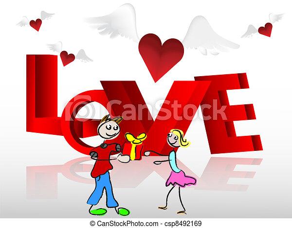 love - csp8492169