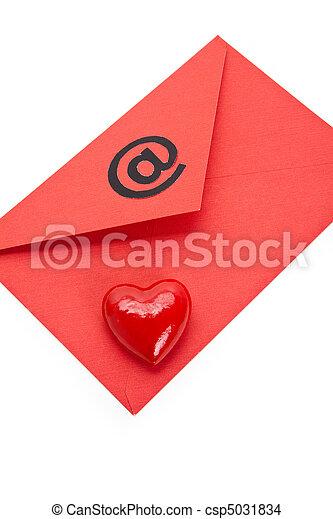 love E-Mail - csp5031834