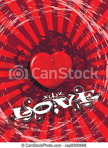 love - csp8300668
