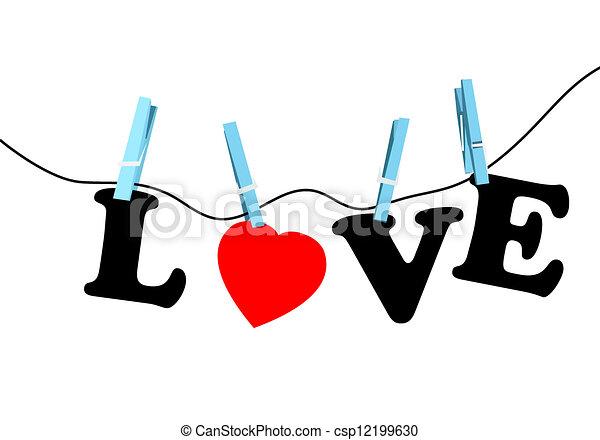 love - csp12199630