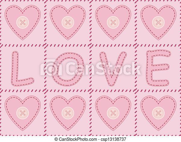 Love - csp13138737