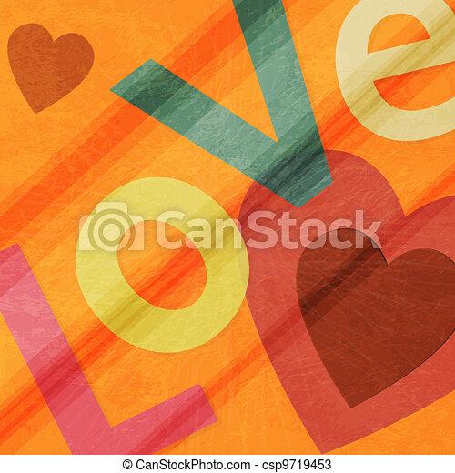 love - csp9719453