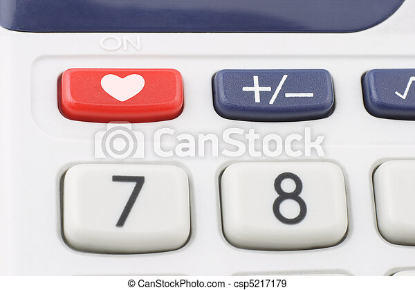Love Heart Symbol On On Key Close Up Of Love Heart Symbol On