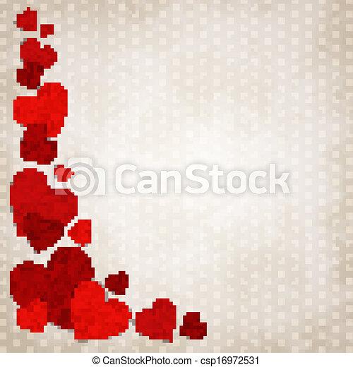 Love hearts - csp16972531