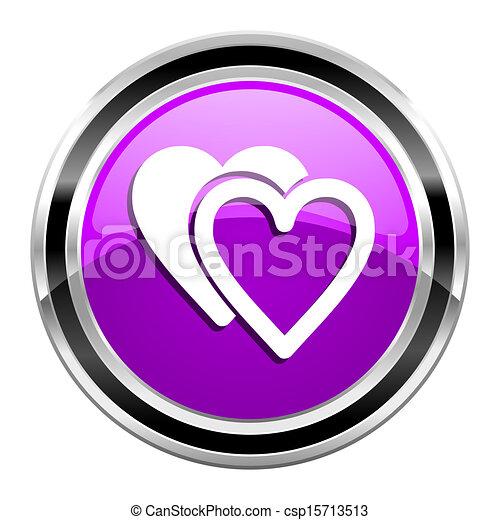 love icon - csp15713513