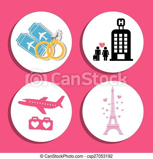 love icons  - csp27053192