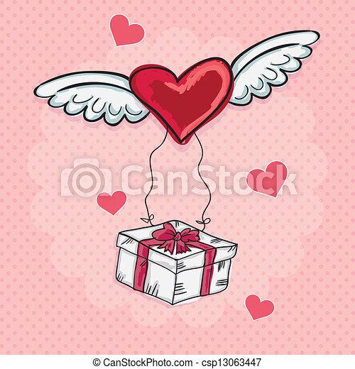 Love Icons - csp13063447